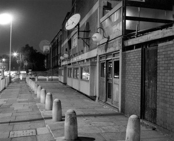 Peter Marlow  GB. London.