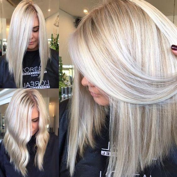 angie haarige blonde