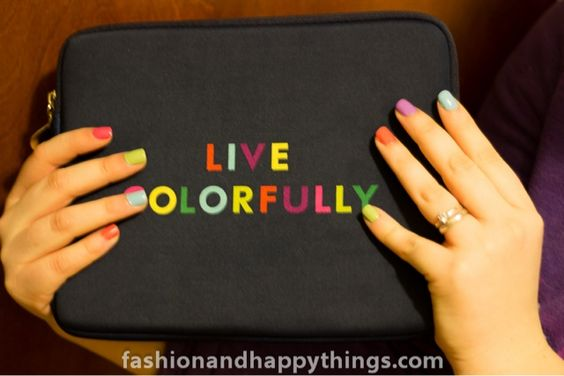 Nail change: Live Colorfully | Fashion and Happy Things!