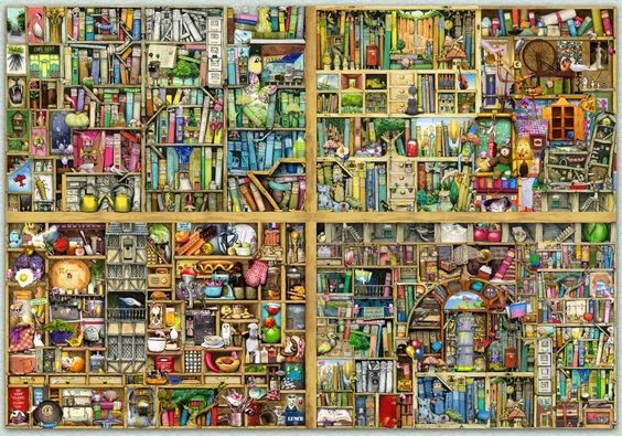 Colin Thompson - Jigsaw Puzzles | books | Pinterest ...