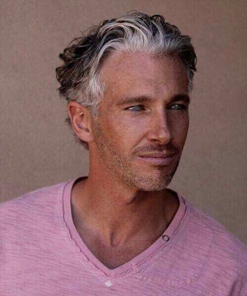 Salt And Pepper Modern Haircuts For Men Grey Hair Men Older Men Haircuts Older Mens Hairstyles