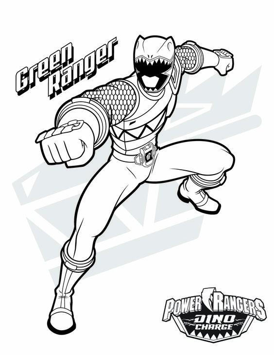 20 best Power rangers images on Pinterest   Power rangers coloring ...