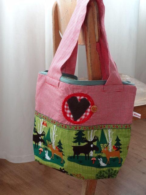 Schöne Tasche von samsisters.de