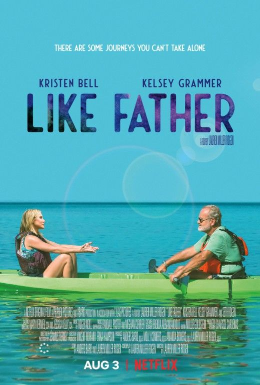 Like Father Movie Review Best Drama Movies Kelsey Grammer Full Movies