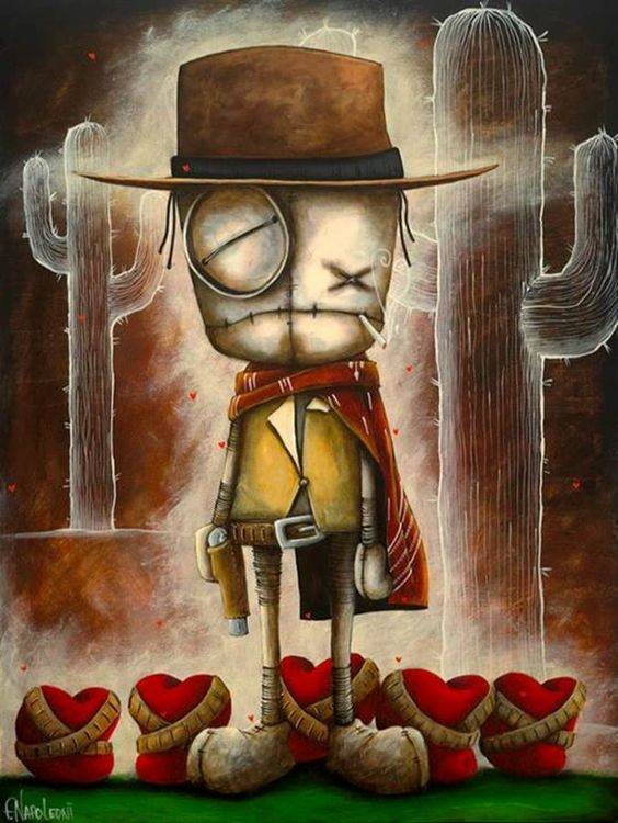 The good, the bad, the loveless- Fabio Napoleoni