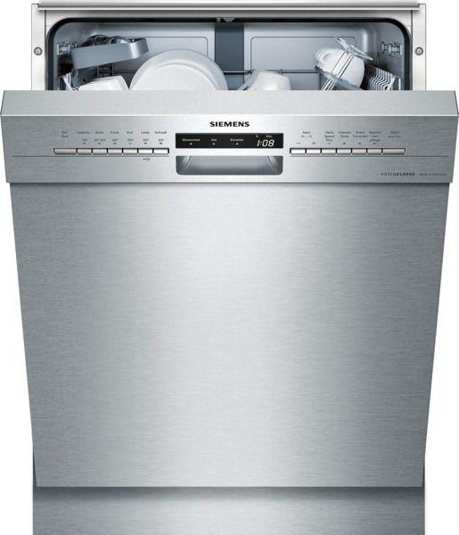 Siemens Sn436s01pd Unterbau Geschirrspaler Orginalverpackt Vom Handler Mit Bildern Spulmaschine Unterbau Geschirrspuler Geschirrspuler