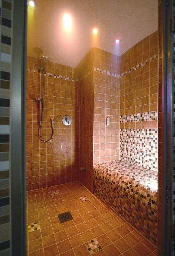 Cómo construir un baño turco en casa