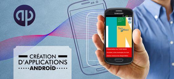 Développement application mobile pour terminaux mobiles Android, iPhone, Blackberry et tablettes #Android et #iPad. Version mobile de votre site Internet. http://www.appama.cm/mobile.html