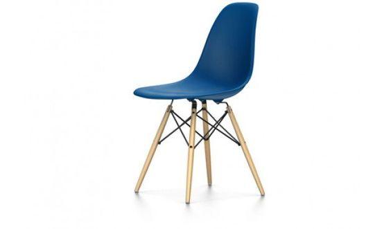 DSW Eames Plasic Sidechair - Vitra