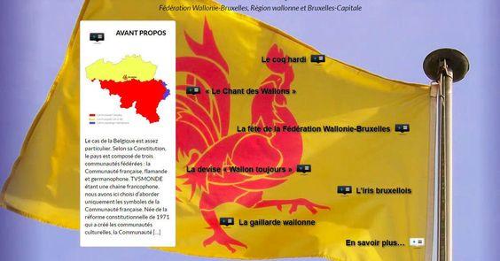 Symboles+et+emblèmes+de+la+communauté+française+de+Belgique