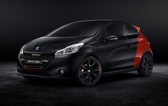 Peugeot 208 GTi 30th: une voiture spectaculaire