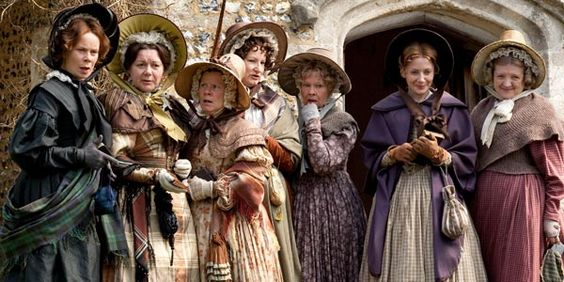 The enchanting adaptation of Elizabeth Gaskell's Cranford marked a superb return to form for BBC period drama. Description from pinterest.com. I searched for this on bing.com/images