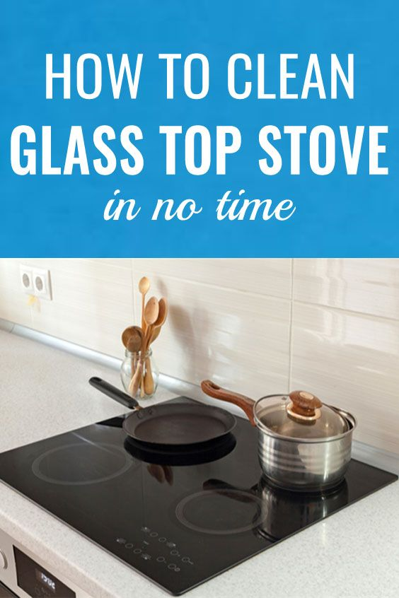 Hacks To Clean Gltop Stove