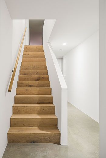 Simple staircase design - possibly achieve by adapting ours - led leiste küche