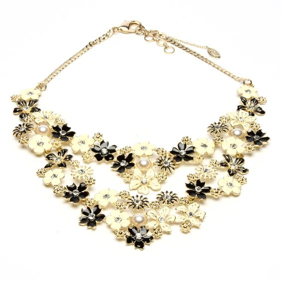 Amrita Singh | St. Clara Necklace - Fashion Jewelry Necklaces - Indian Necklaces