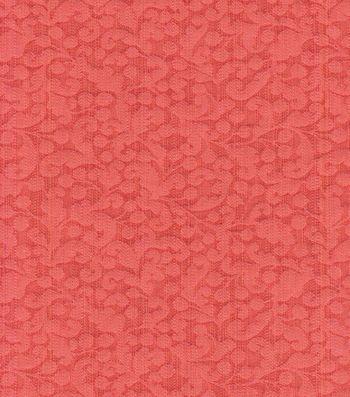 Waverly Upholstery Fabric-Muscari/Berry