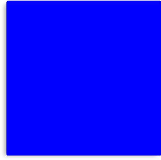 Blue Screen Chroma Key Background For Streaming Videos Canvas Print By Hea13y Robinet Exterieur Fond D Ecran Telephone Fond Ecran Bleu Blank blue color wallpaper
