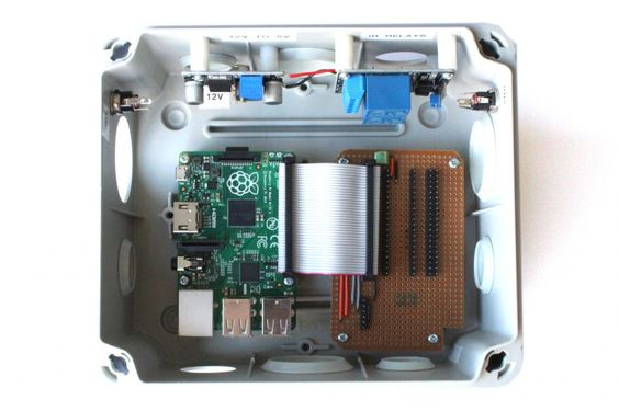 Part 2 of the series of posts about my Raspberry Pi based home security system. In this article I list all the components I've bought and provide a few photos as I start to assemble the system. #RaspberryPi