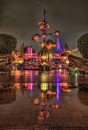 #Tomorrowland @Walt Disney World #disney