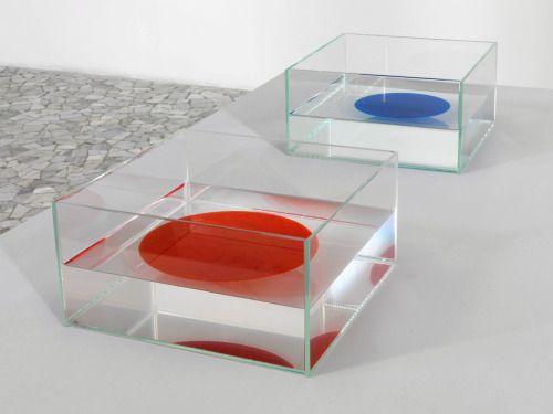derkreis:  Ann Veronica Janssens - Fantaisie Bleu et Rouge -...: