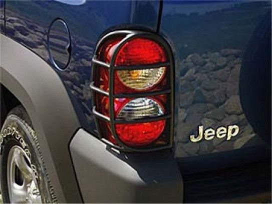 Mopar Oem Jeep Liberty Molded Tail Lamp Guards Suv Suv
