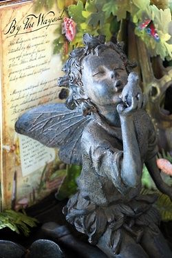 beautymothernature: Beautiful Garden angel Love Moments: