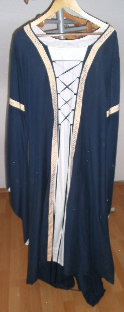 Mittelalterkleid, Damenkleid XXXL, große Größe Kleid, 52