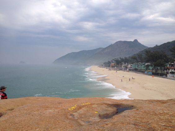 Praia da Macumba. Rio de Janeiro. Recreio.