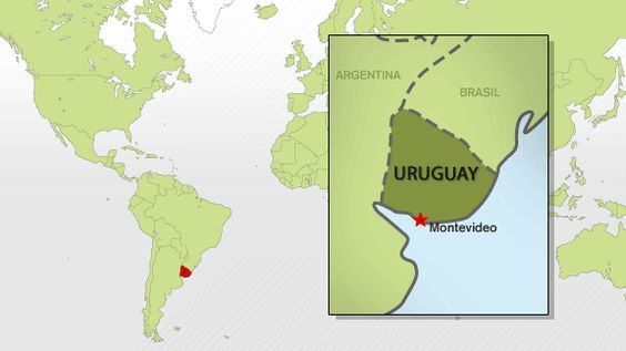 Aeropuertos, Terminales Portuarias y Terminales de Buses en Uruguay
