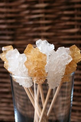 How to Make a Sugar Crystal Correctly: