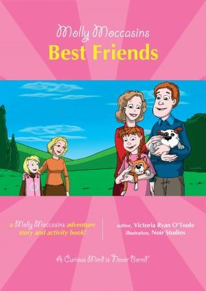 Molly Moccasins -- Best Friends