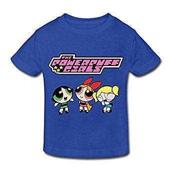 Amazon.com: Kids Toddler The Powerpuff Girls Logo Little Boy's Girl's T Shirt: Clothing