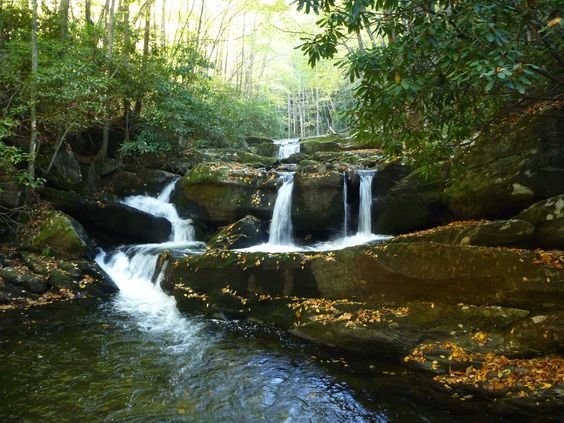 Smoky Mountain Hike - MIddle Prong Trail