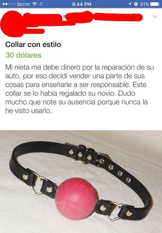 Vendo Collar