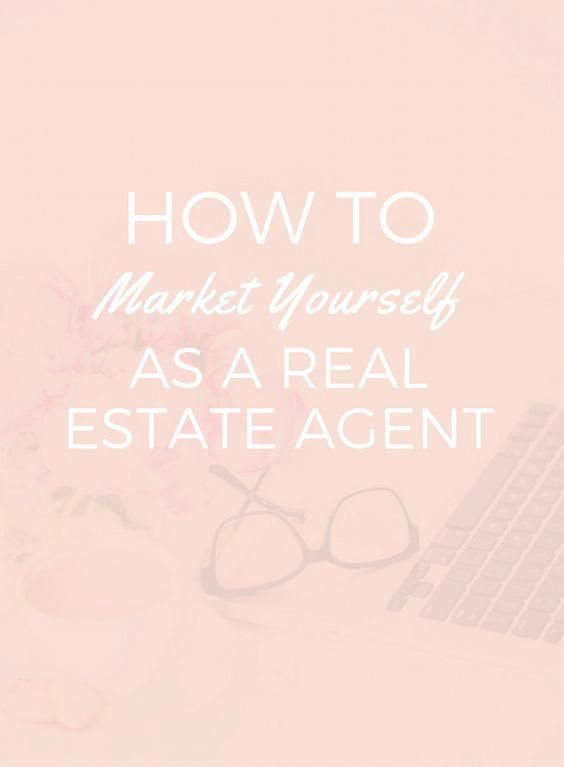 How To Market Yourself As A Real Estate Agent Balderdash House Real Estate Marketing Plan Real Estate Marketing Real Estate Buying