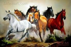 Resultado de imagem para telas pintadas de animais