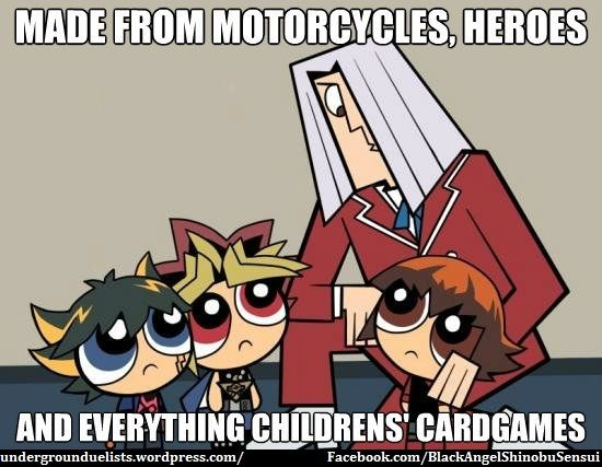 Yu-Gi-Oh! Meme's - Spam Paradise - Dueling Network Forums