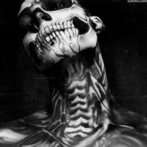 skull paint tumblr skull faces pinterest skulls