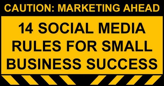 Are you looking for social media rules to guide your online marketing?   One of the most frequent requests I get from small business owners who are either new to social media marketing or struggling with it is to provide them with a simple system they can implement and manage to achieve success. Unfortunately, the truth is that there is