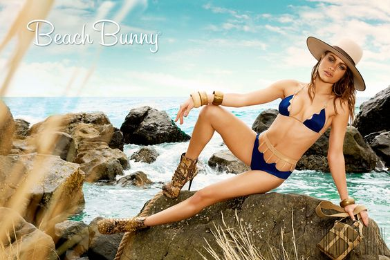 Beach Bunny Cruise 2015 - Maillots - http://www.beach-fashion.com/fashion/swimwear/collections/beach-bunny-4287