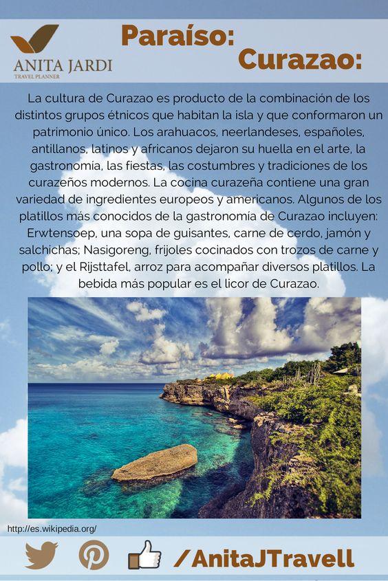 Tal vez vos preferís algo como Curazao... #SalíYViajá, vení a disfrutar de este nuevo paraiso con #AJTravel