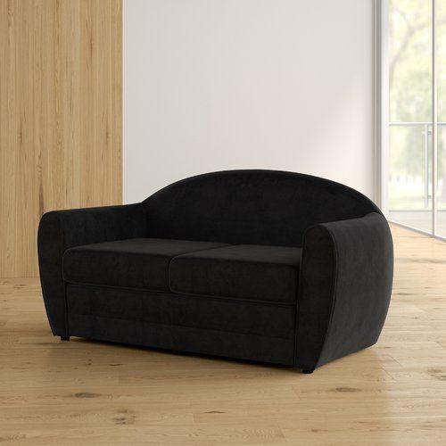 Wrought Studio Paredes Sleeper Loveseat Reviews Wayfair Love Seat Versatile Sofa Loveseat Sleeper
