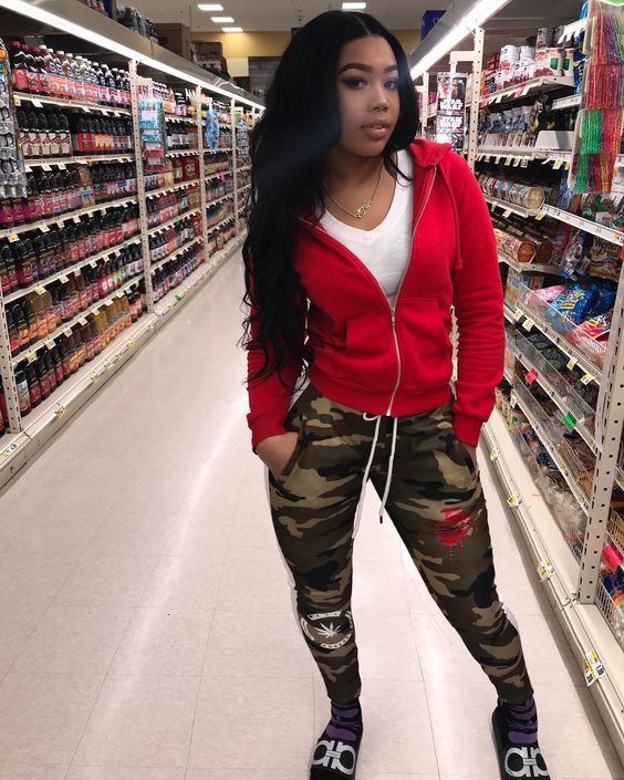 Swag Outfits For Black Girls With