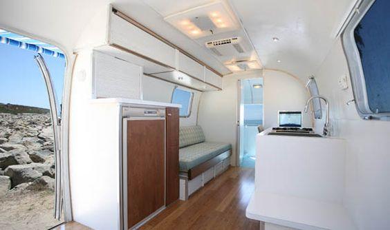 1972 Airstream Airstream Interior Airstream Renovation Vintage Airstream