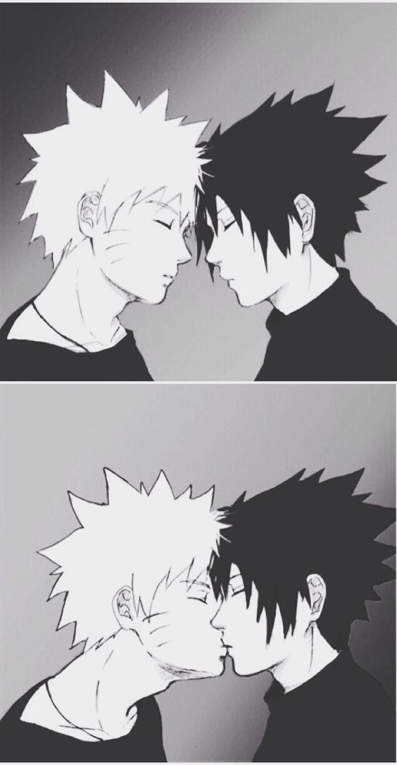 """""""Perfect couple don't exist-"""" ♥︎ #sasunaru #narusasu:"""