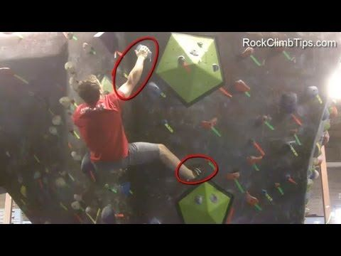 Rock Climbing Exercises - Building Rock Climbing Strength Training - Les...