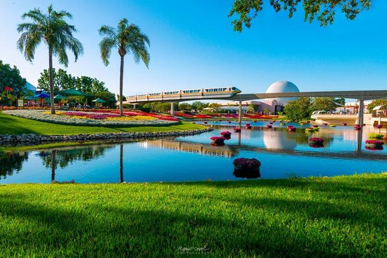 """""""Gonna share some old shots for a few days til my work schedule gets back to normal. Here's another from the Flower and Garden Festival. #waltdisneyworld…"""""""