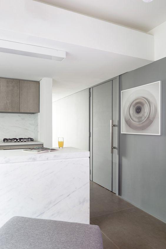 Imagem 13 de 15 da galeria de Apartamento Riachuelo / 0E1 Arquitetos. Fotografia de Marcelo Donadussi