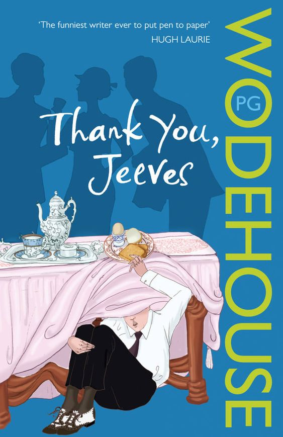 Wodehouse is known for creating a cast of memorable, wacky characters, and Thank You, Jeeves is no exception. Be wary that the humor in this book was born in 1930s England, though that doesn't mean contemporary audiences won't enjoy the ride.
