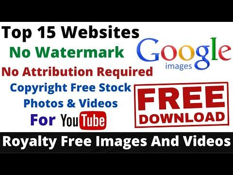 Copyright Free Images Videos For Youtube Download Copyright Free Images From Google In English Y In 2020 Copyright Free Images Stock Images Free Copyright Free